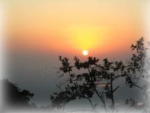 Sunrise Mount Abu - Abu Tourism