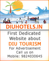 Diu - About Hotels In Diu