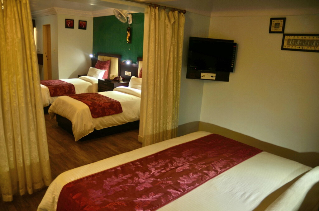 Hotel Chacha Inn Rooms Mount Abu