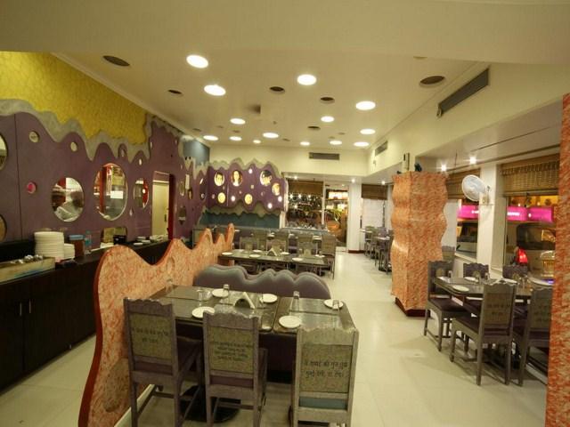 Hotel Samrat International, Mount Abu